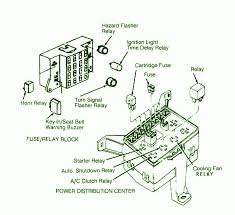 honda passport cooling fan wiring diagram honda wiring diagram  at 2001 Honda Insight Headlight Warning Buzzer Wiring Diagram