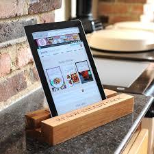 Kitchen Tablet Holder Tablet Holder And Cookbook Stands Kitchen Cutting Board Kitchen