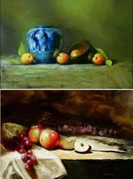 check out george ceffalio if you are interested in taking oil painting lessons he provides
