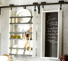 wall Kitchen Rail Storage image
