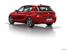 2016 BMW 1-Series Sport Line 5-Door - Rear | HD Wallpaper #92