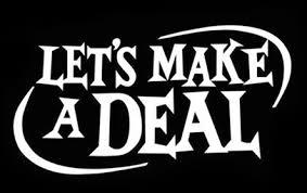 Let's Make a Deal | BUZZR