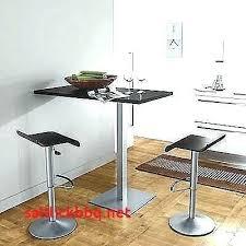 Ikea Table Haute Cuisine Tabouret De Bar Rouge Conforama Simple