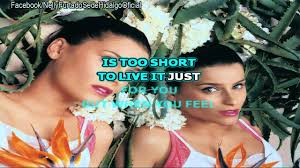 Nelly Furtado Turn Off The Light Instrumental Powerless Karaoke Nelly Furtado