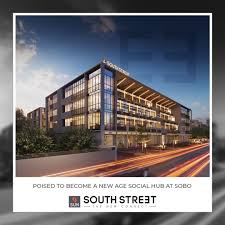 Social Hub Sun Builders Sunsouthstreet Is Poised To Be The New Social