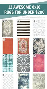 8x10 area rugs under 200 bedroom interior design for cute c r a f t