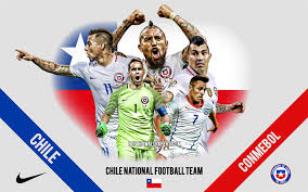 Team Leaders Download Wallpapers Chile National Football Team Team