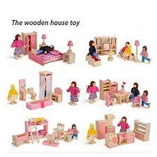 Goodplay Baby Kids Play Pretend Toy Design Wooden Miniature