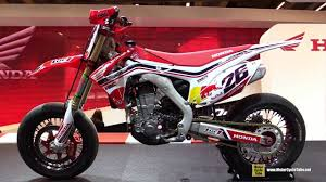 2016 honda crf450r dani pedrosa 26 super motard racing bike