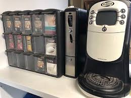 Flavia Creation 400 Coffee Vending Machine Cool FLAVIA CREATION 48 Coffee Machine With Coin Pod And Sachet