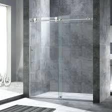 tub door installation cost cost of glass shower door installation glass shower doors cost barn door
