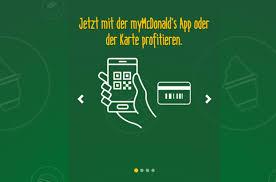 mcdonald app österreich