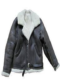 drystan shearling irvin er jacket