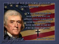 Thomas Jefferson Quotes Christianity Best of Thomas Jefferson Our Christian Forefather America's Heritage