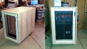 diy server rack