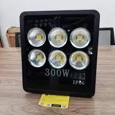 Ảnh thật] Đèn pha LED chiếu sâu (Pha cốc) 300W COB Mã ZFS-300 ZALAA