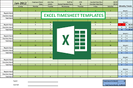 Excel Employee Time Sheet How Excel Timesheet Simplifies Employee Hour Tracking Tasks