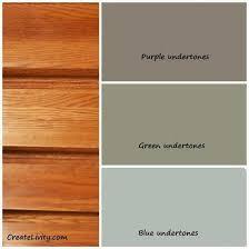 wood colored paint70 best Beach house decor color ideas images on Pinterest  Living