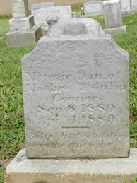 Minnie Connor (1880-1889) - Find A Grave Memorial
