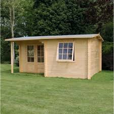 home office cabins. Mercia Home Office Executive Log Cabin 4m X 3m Cabins M