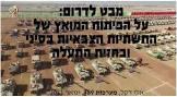 ישראל חושפת 4 יעדים בהם נוכחות איראנית מסיבית בסוריה