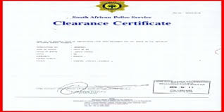 Clearance Certificate Sample Sample Application For Clearance Of Vehicle From Bank
