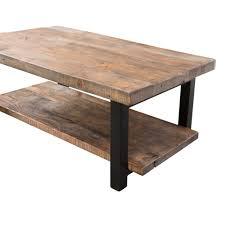 Average Height For Coffee Table Loon Peak Somers 42 Wood Metal Coffee Table Reviews Wayfair