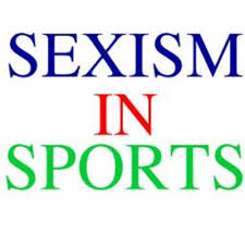 Image result for sexism in sports