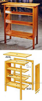 Simple Furniture Plans Simple Bookcase Plans Furniture Plans And Projects