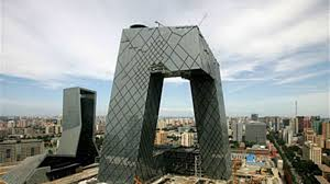 modern architecture buildings. Delighful Buildings China Central Television Headquarters In Beijing Is 230 Meters Tall Inside Modern Architecture Buildings