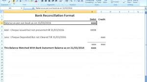Checking Account Reconciliation Form Template Download Petty Cash