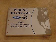 repair manuals & literature for mercury grand marquis ebay 1988 Mercury Grand Marquis Wiring Diagram 2005 ford crown victoria mercury grand marquis oem wiring diagrams manual 1989 mercury grand marquis wiring diagram