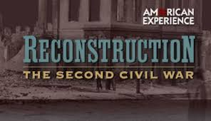 reconstruction the second civil war state by state social  reconstruction the second civil war the negro question special features