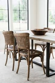 europeanorganicmodern new home tour kitchen reveal woven chaircozy living roomsdining