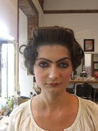 period hair makeup academy london 4