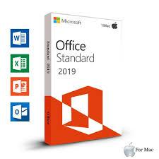 Microsoft Office 2019 Standard 1 Mac