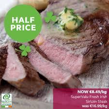Sirloin Steak Price