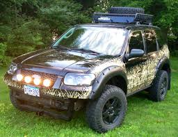 Camo'ed ford escape | Off road | Pinterest | Ford, Cars and 4x4