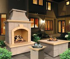 propane outdoor fireplace home depot fire pit table canada
