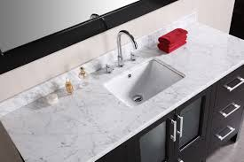 60 Inch Single Sink Vanity Cabinet Stanton 60 Single Sink Bathroom Vanity Set Solid Oak