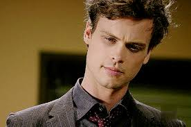 spencer reid smiling. just the way you are spencer reid smiling