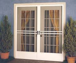 Interesting French Patio Doors With Screens Really Like These Going To Replace In Simple Design