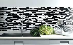 black backsplash tile white and black kitchen tile glass brown black glass tile backsplash kitchen