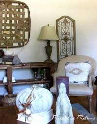 living room tour for fall 2017 rustic