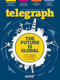 Nautilus Telegraph May 2019 By Nautilus Telegraph Issuu