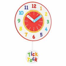 london clock company kids nursery tell