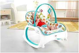 Baby Rocker Bouncer Infant to Toddler Play Seat Vibrating Swing ...