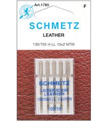 Sewing Machine Needle Size For Leather
