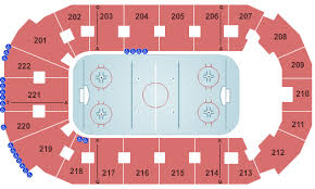 Covelli Centre Seating Chart Youngstown