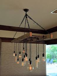 pot rack chandelier amazing old dutch in x dome satin copper lamp